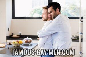 famous gay men