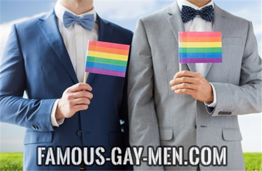 famous gay actors