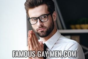 Gay Man Hairstyle