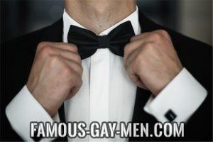 Gay man first dates